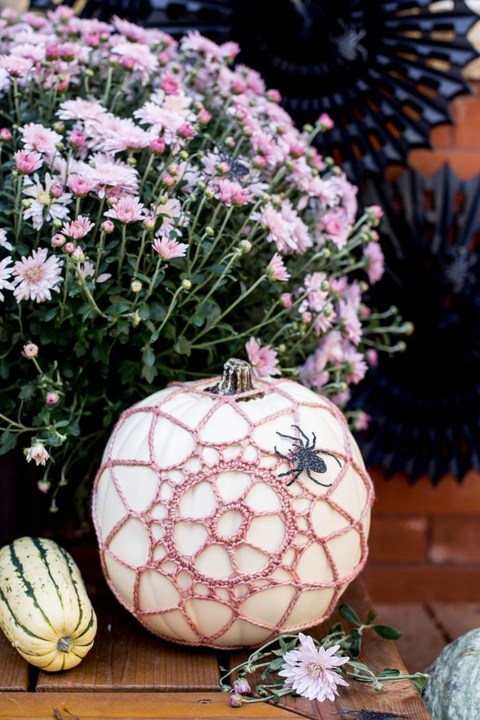 crochet pumpkin tutorial