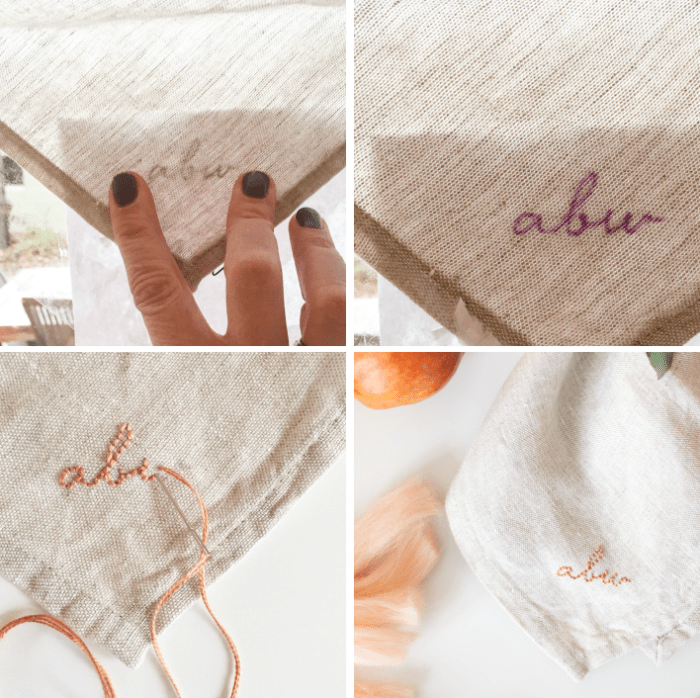 embroidered monogram napkins-40