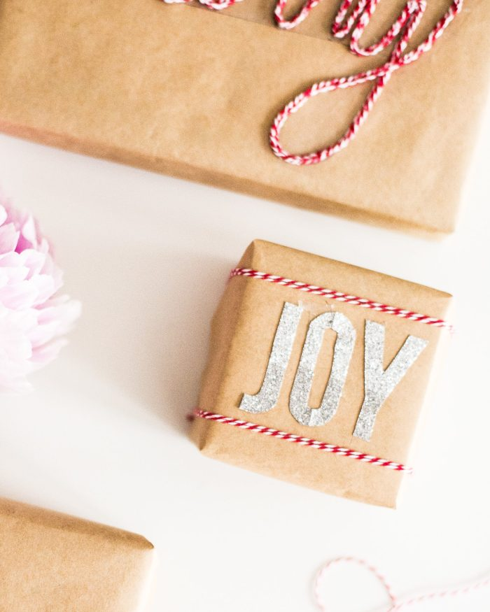 washi tape gift wrapping diy