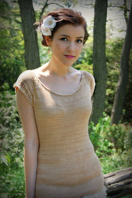 12 Super Simple Summer Knitting Patterns