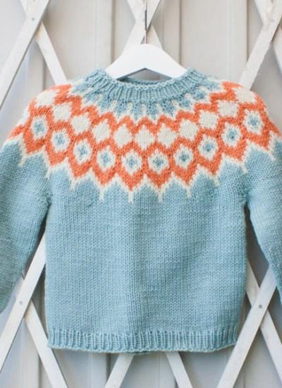 12 Inspiring Icelandic Sweater Patterns
