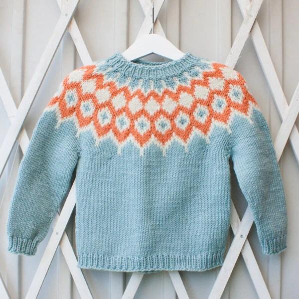 0ffb9b06 12 Inspiring Icelandic Sweater Patterns - Flax & Twine