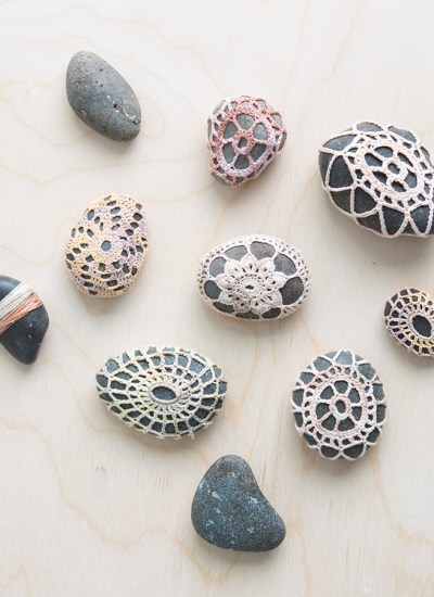 Crochet Stones How To Video Class with Anne Weil