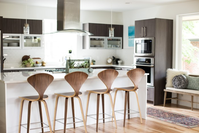 Mid-Century Style Counter Stools from Rove Concepts