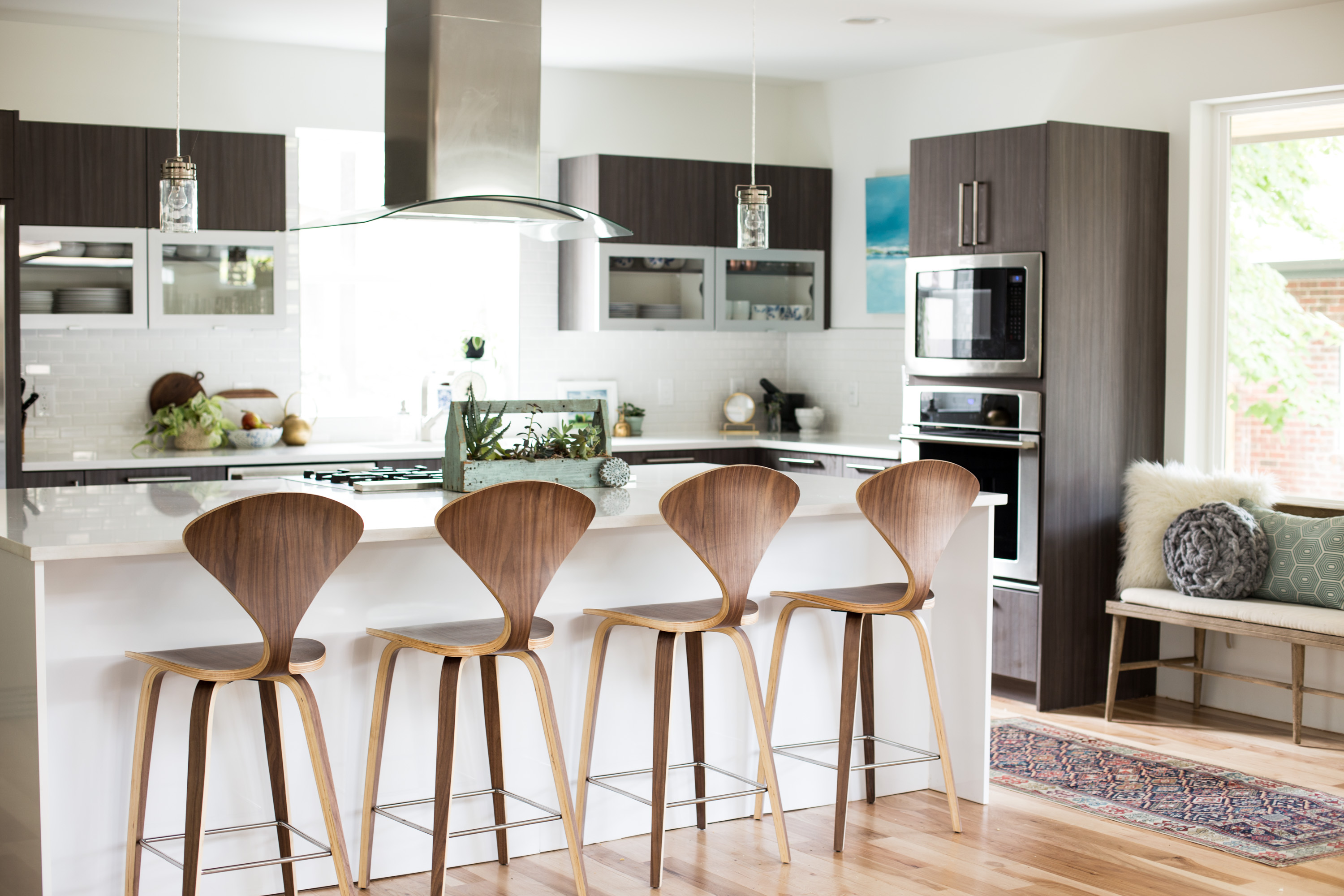 Trend Mid Century Style Counter Stools from Rove Concepts