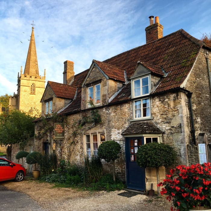 Lacock, Cotswolds, England, photography by Anne Weil of Flax & Twine