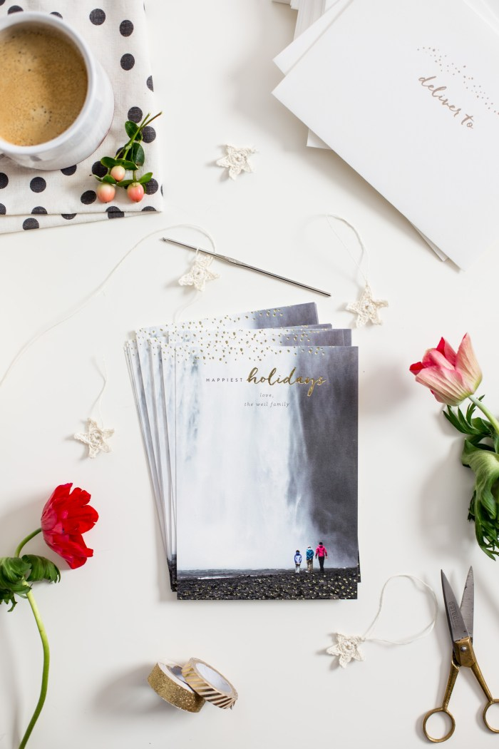 Five Tips for Big Impact Holiday Cards