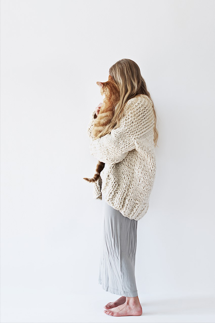 Sweater Weather - 12 Best Chunky Knit Sweater Patterns