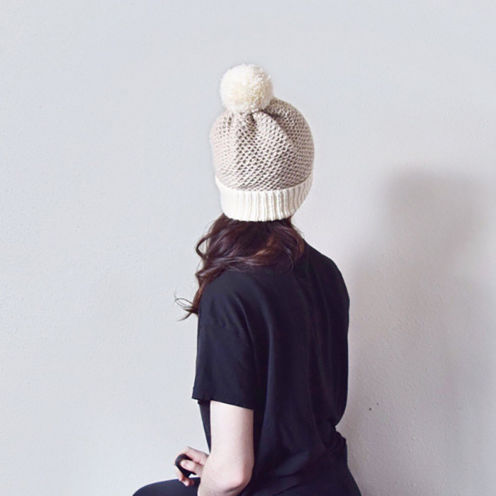Only the Best Knit Hat Patterns - Flax   Twine 606224c02ef8