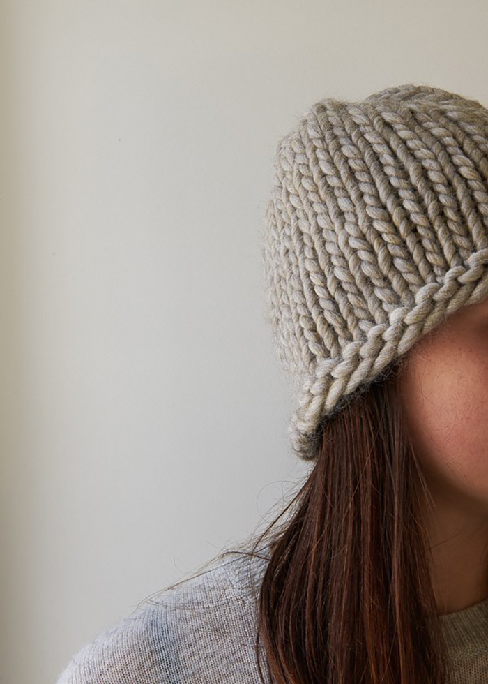 Only The Best Knit Hat Patterns Flax Twine