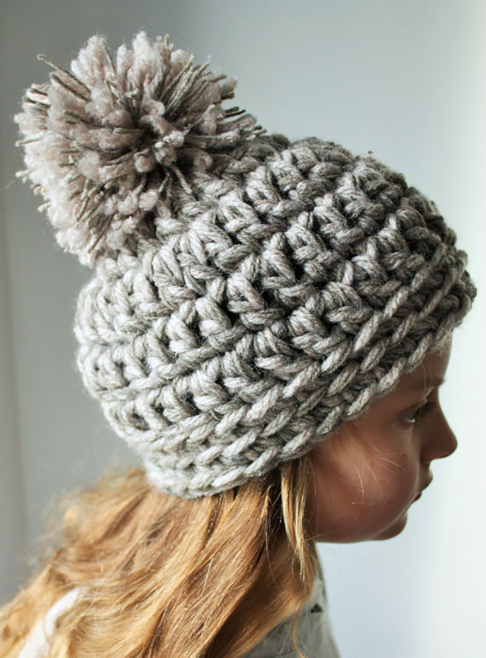 Only The Best Crochet Hat Patterns Flax Twine