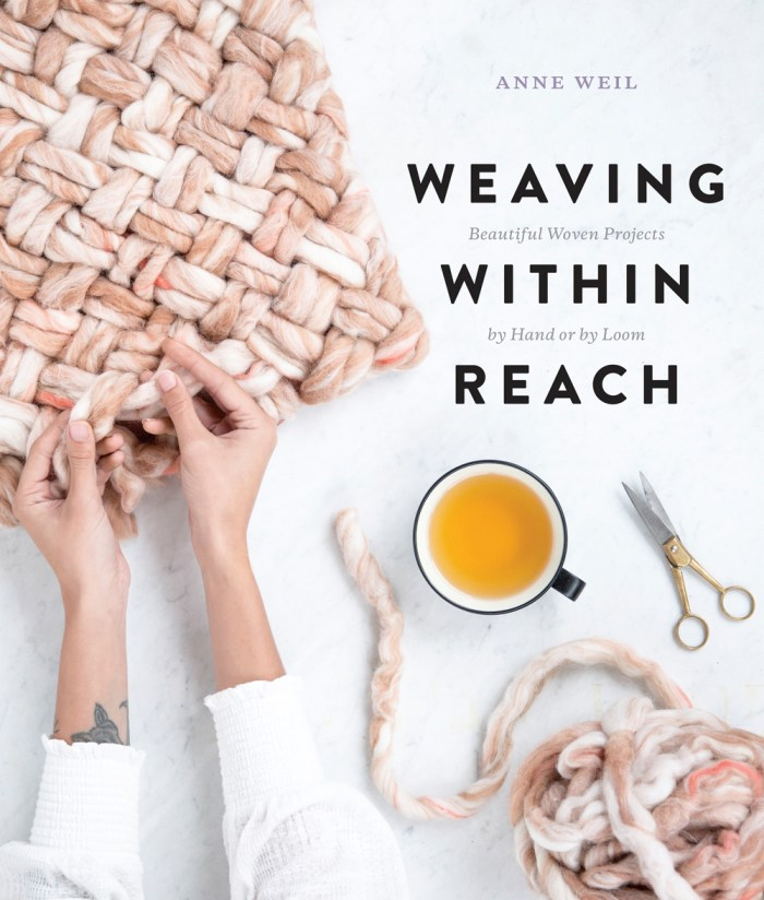 Weaving Within Reach Blog Tour