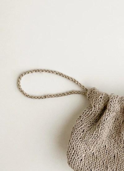 Alternative to I-Cord Knitting – Slip Knot Ties