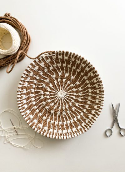 Sunburst Basket Kit and Pattern