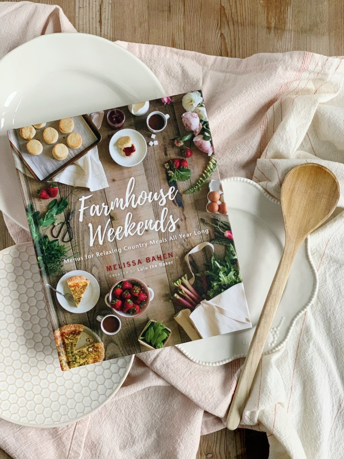Farmhouse Weekends books