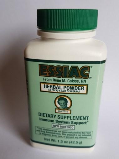 Essiac Tea for Budwig Diet