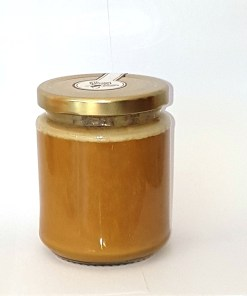 Raw English Honey thick
