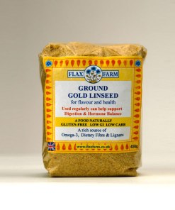 Ground-gold-linseed