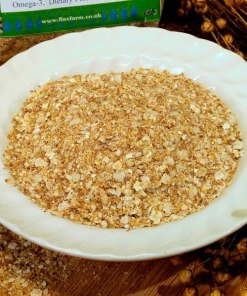Special gluten-free linseed porridge with Buckwheat & quinoa