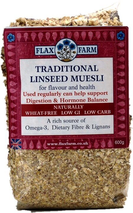 Traditional Linseed Muesli