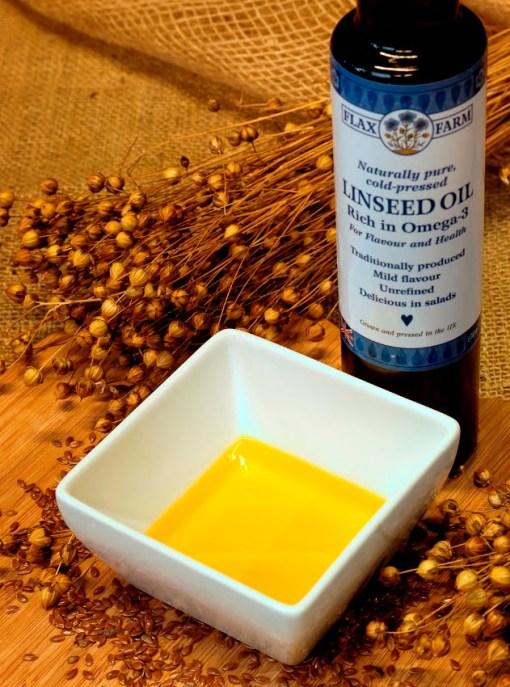 linseed oil uk