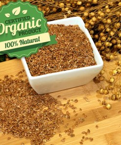 organic-Whole-bronze-linseeds-and-linseed-plant