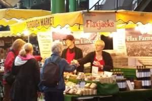 Flax Farm at Borough Market