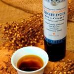 Organic High Lignan linseed oil