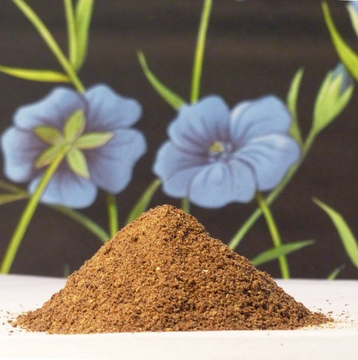 FlaxGrow Organic flax (linseed) meal soil conditioner/fertiliser Vegan