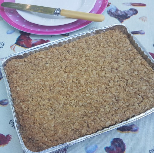 Bake@Home Flaxjacks Golden Vanilla