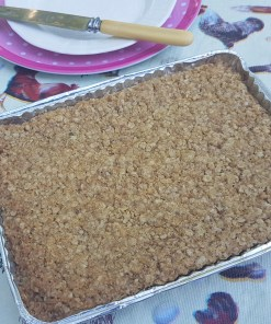 Bake@Home Flaxjacks Golden Vanilla