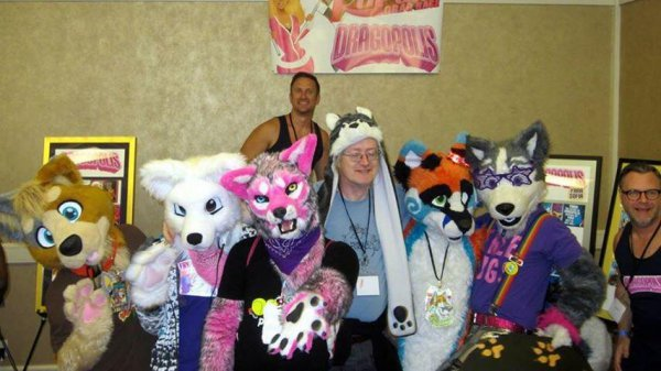 GaymerX Convention A Hit For Furries Gamers Gay And