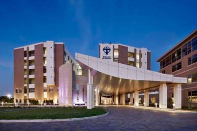 Our Lady of Lourdes Hospital 1