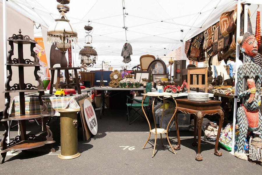 Chelsea Flea Market fleamapket the best flea markets