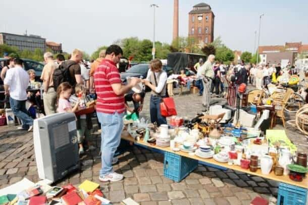 flohmarkt auf der bremer b rgerweide fleamapket the best flea markets. Black Bedroom Furniture Sets. Home Design Ideas