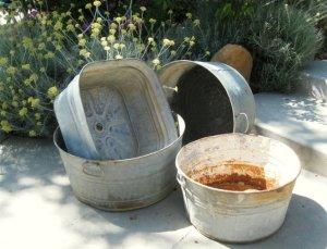 Garden Vintage Bathtub