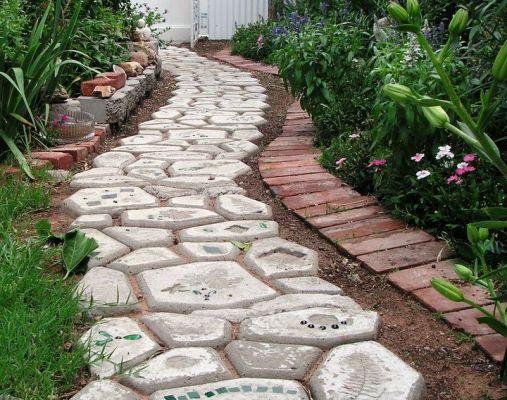 Becky's fabulous path