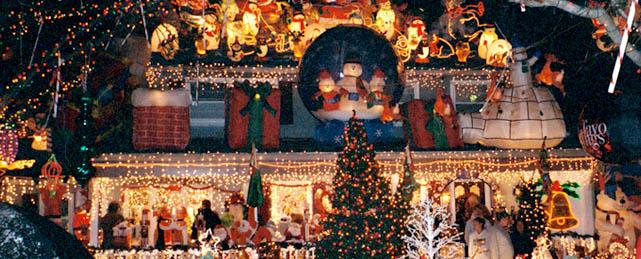 It S Christmas Over The Top Flea Market Gardening