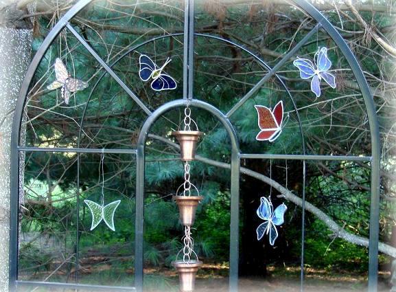 Jeanne's butterfly gifts