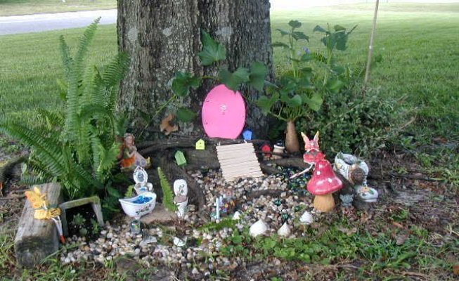 Brenda Schenck's DIY Fairy Garden