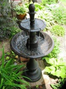 Jenny Alexander broken fountain
