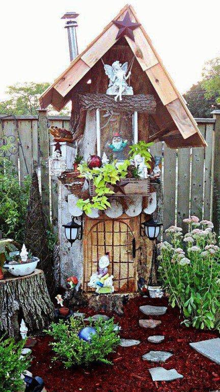 Fairy Garden Magic Flea Market Gardening