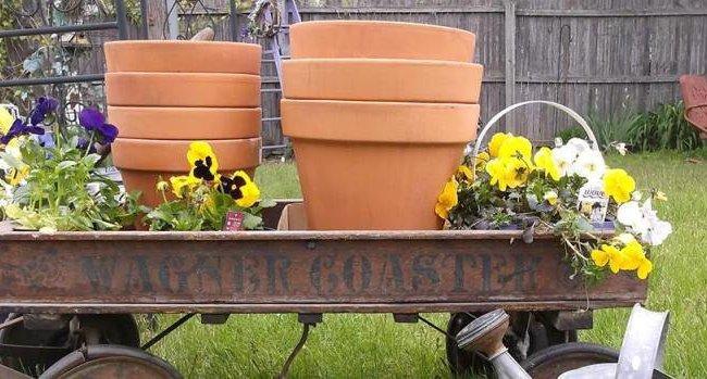 Stack a pots