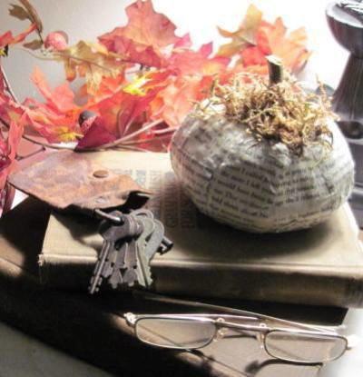 Jeanie Merritt' literary pumpkin