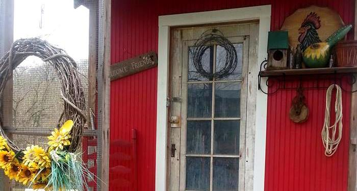 Front Porches And Back Doors, Flea Market Style