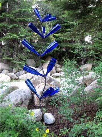 Kirk Willis's garden