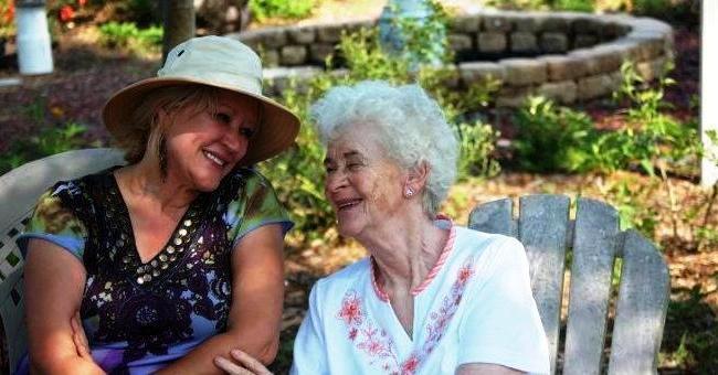 Inspiration- Me, my Mom and my Grandma