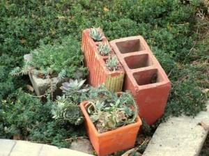Three holed brick- roadside treasure