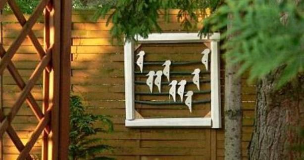 Bogdan's garden art