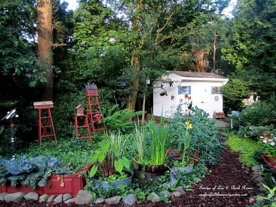 Our Fairfield Home & Garden